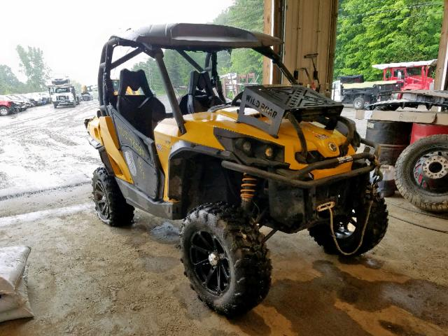 click here to view 2016 CAN-AM COMMANDER at IBIDSAFELY