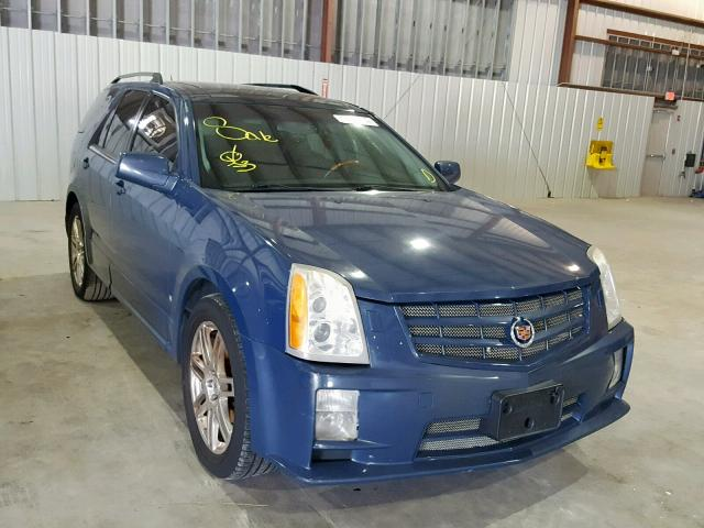 click here to view 2009 CADILLAC SRX at IBIDSAFELY
