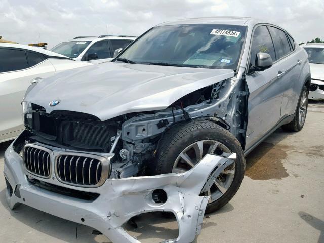 2018 BMW  X6 XDRIVE3