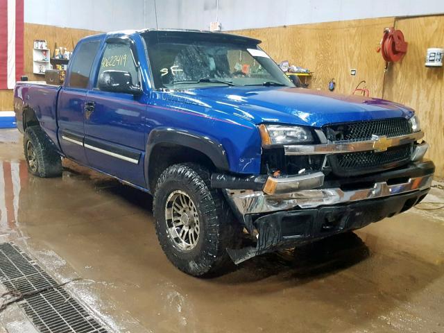 2003 Chevrolet Silverado 4.8L