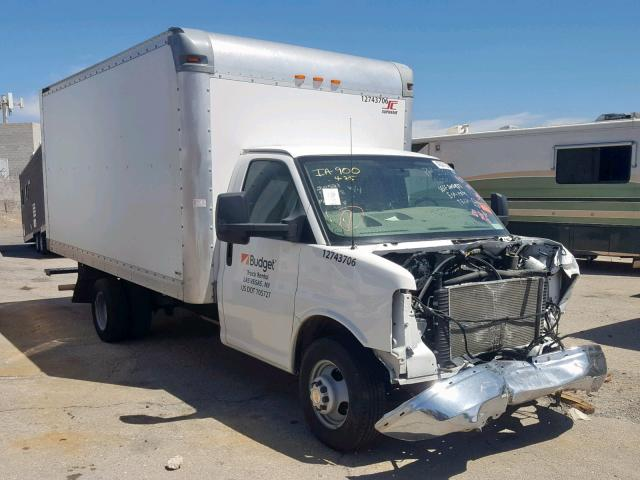 click here to view 2016 CHEVROLET EXPRESS G3 at IBIDSAFELY