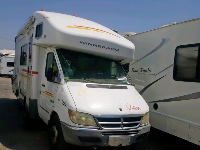 click here to view 2005 WINNEBAGO VIEW at IBIDSAFELY