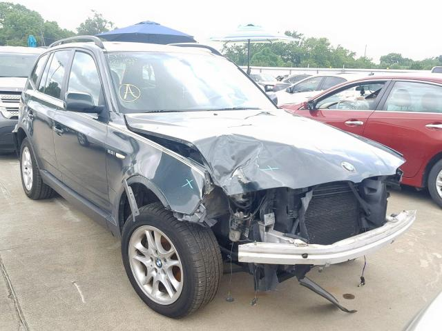 2004 Bmw X3 2 5i 2 5l 6 For Sale In Wilmer Tx Lot 40178639
