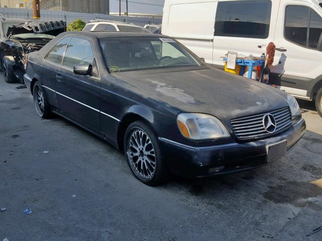 click here to view 1996 MERCEDES-BENZ S 600 at IBIDSAFELY