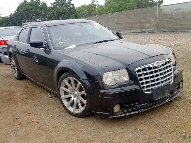 Chrysler For Sale >> Salvage Certificate 2007 Chrysler 300 Sedan 4d 6 1l 8 For Sale In