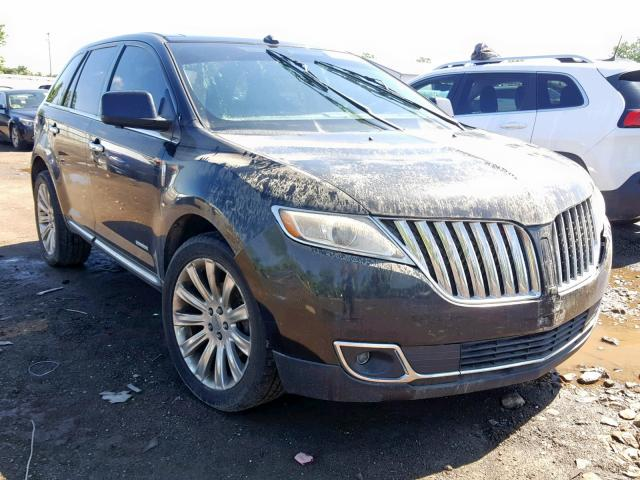 click here to view 2011 LINCOLN MKX at IBIDSAFELY