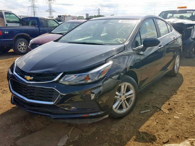 2017 Chevrolet Cruze Lt 1 4L 4 in Rental Vehicle Sale