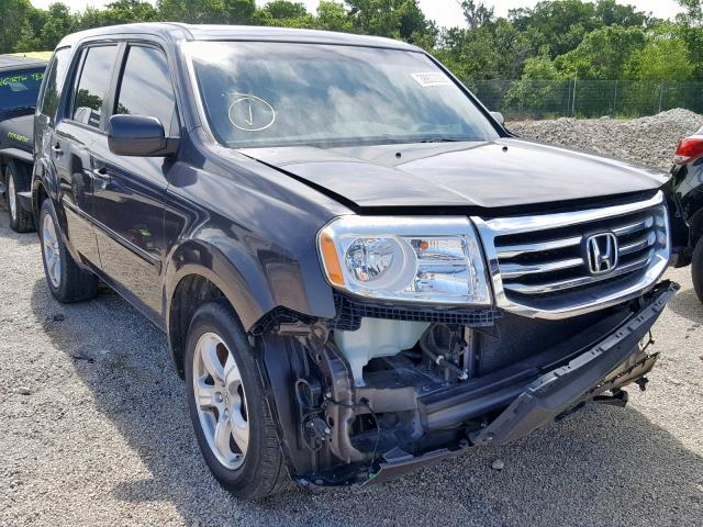 click here to view 2012 HONDA PILOT EXL at IBIDSAFELY