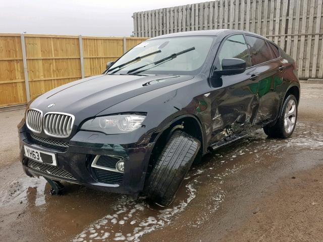 BMW X6 XDRIVE4 - 2013 rok