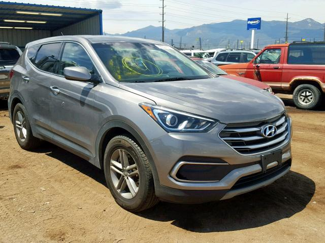click here to view 2018 HYUNDAI SANTA FE S at IBIDSAFELY