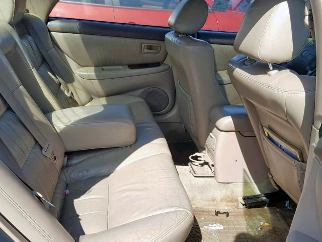 Prime 2000 Lexus Es 300 3 0L 6 For Sale In Arlington Wa Lot 40320339 Gmtry Best Dining Table And Chair Ideas Images Gmtryco