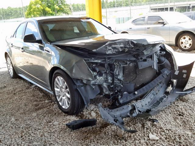 click here to view 2011 CADILLAC CTS LUXURY at IBIDSAFELY