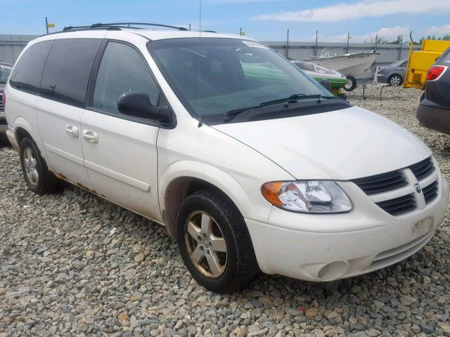 click here to view 2007 DODGE GRAND CARA at IBIDSAFELY
