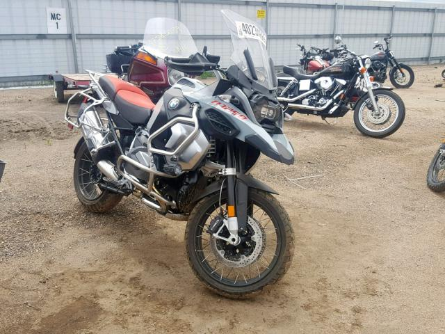 click here to view 2019 BMW R 1250 GS at IBIDSAFELY
