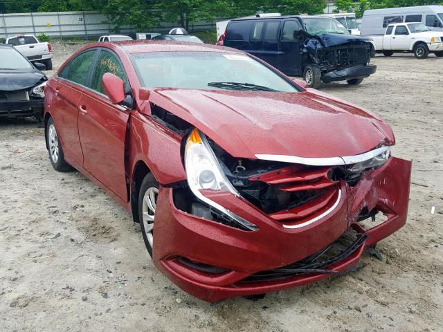 2012 Hyundai Sonata Gls 2.4L
