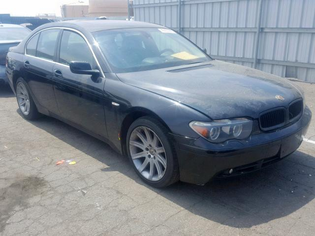 click here to view 2005 BMW 745 I at IBIDSAFELY