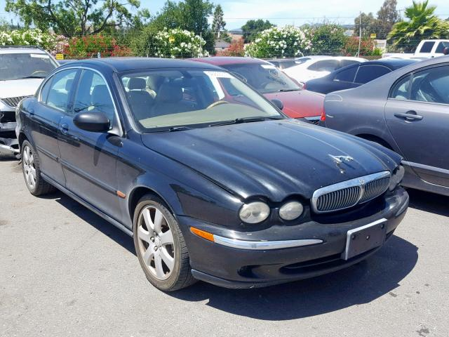 click here to view 2004 JAGUAR X-TYPE 3.0 at IBIDSAFELY