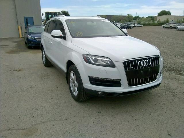 click here to view 2013 AUDI Q7 PREMIUM at IBIDSAFELY