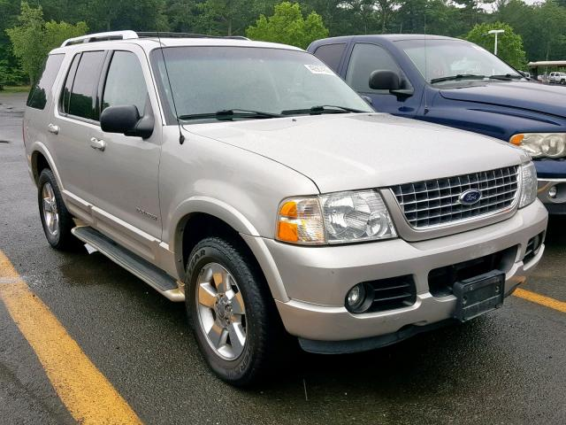 Ford Explorer L salvage cars for sale: 2004 Ford Explorer L