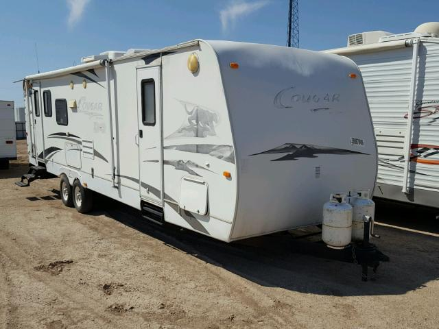 click here to view 2008 KEYSTONE COUGAR at IBIDSAFELY