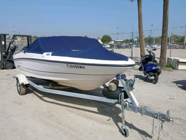 Bayliner salvage cars for sale: 2003 Bayliner 175 BR(**)