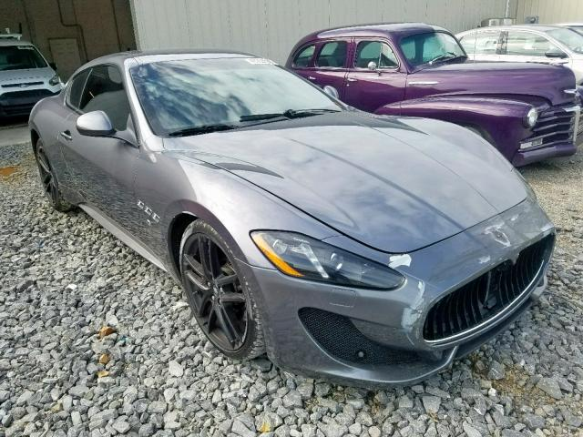 click here to view 2016 MASERATI GRANTURISM at IBIDSAFELY