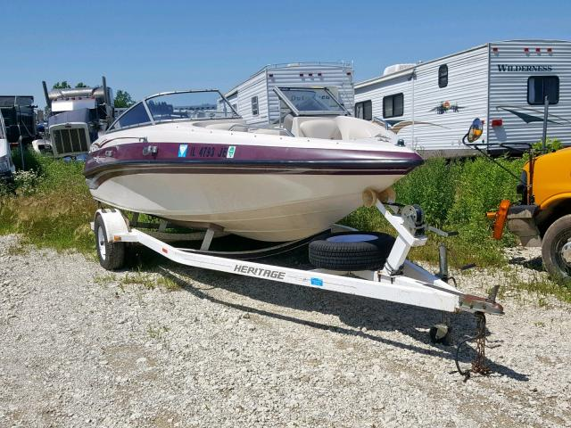 Salvage 1998 Crownline 180 BR for sale