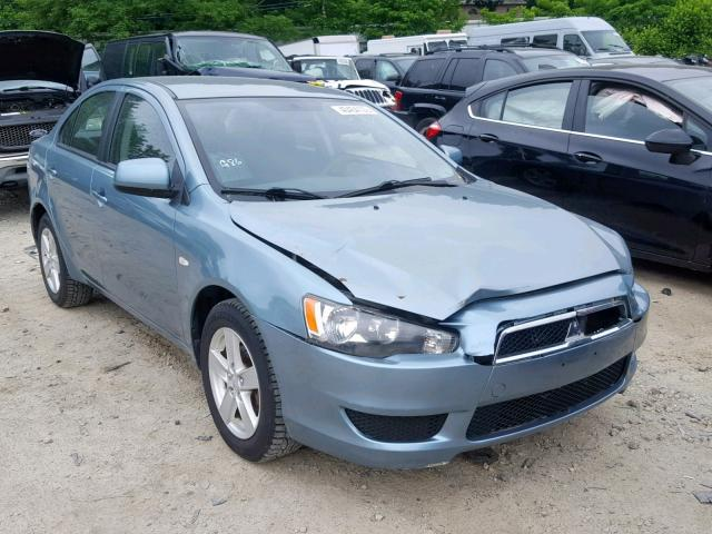 click here to view 2009 MITSUBISHI LANCER ES/ at IBIDSAFELY
