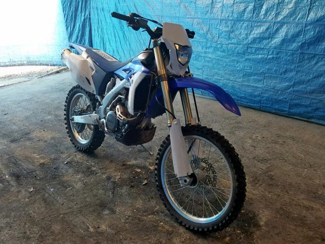 click here to view 2015 YAMAHA WR450 F at IBIDSAFELY