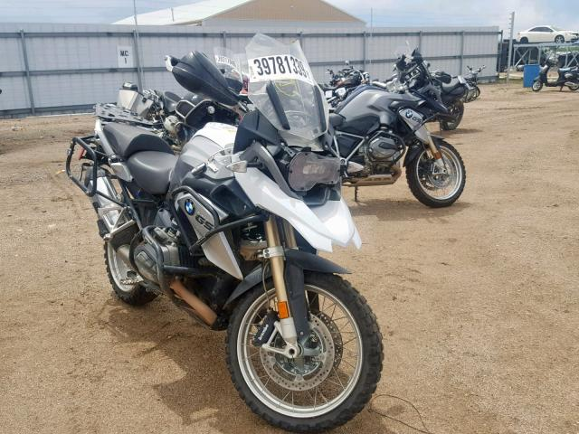 BMW R1200 GS salvage cars for sale: 2016 BMW R1200 GS