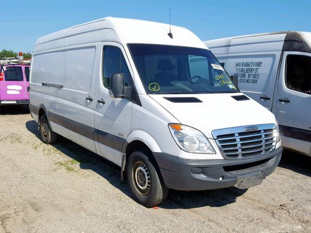 click here to view 2012 FREIGHTLINER SPRINTER 2 at IBIDSAFELY