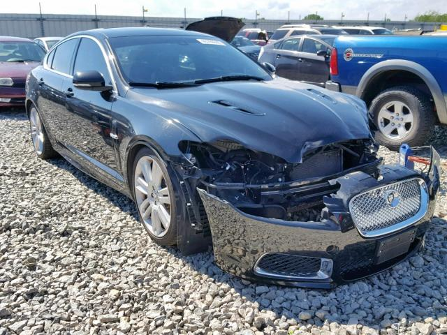 click here to view 2010 JAGUAR XF R at IBIDSAFELY