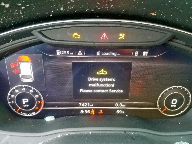 2018 Audi Q5 Premium 2 0L 4 للبيع في Van Nuys CA - Lot: 40307289