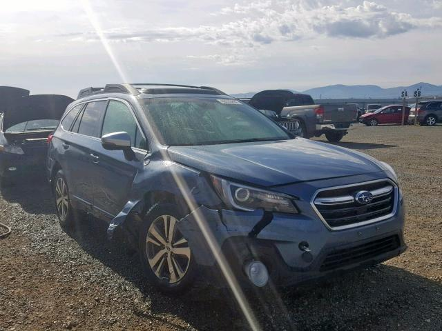 Salvage 2018 Subaru OUTBACK 3 for sale