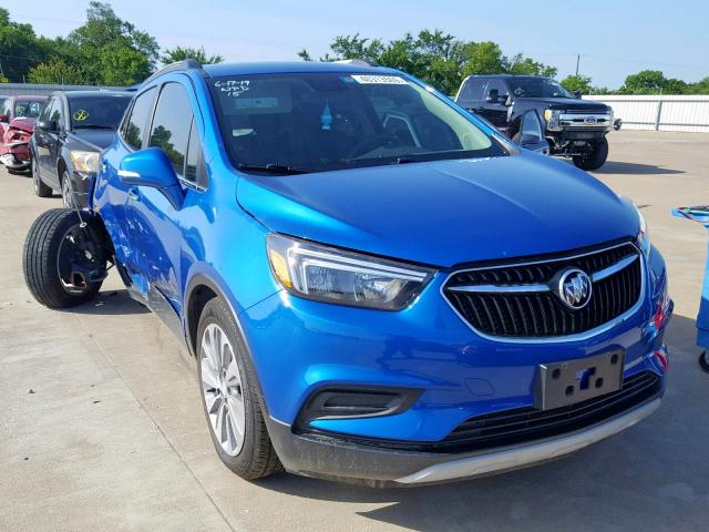 Salvage 2018 Buick ENCORE PRE for sale