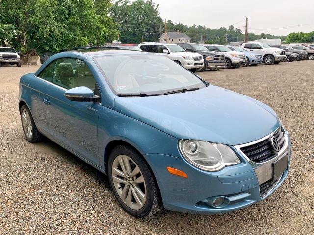 click here to view 2009 VOLKSWAGEN EOS TURBO at IBIDSAFELY