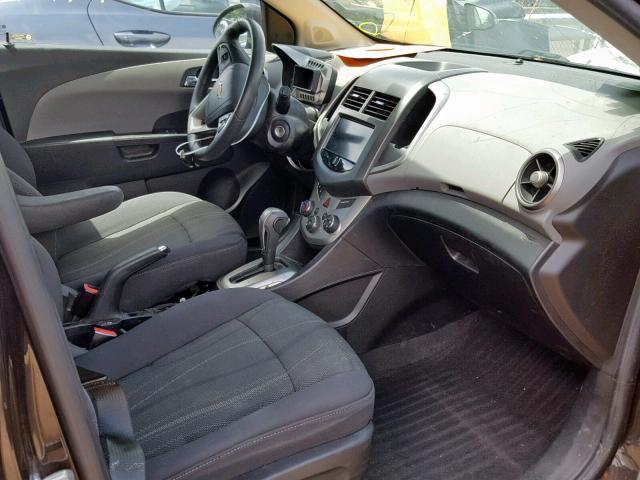 2014 Chevrolet Sonic Lt 1 8l 4 For Sale In Denver Co Lot 40735569