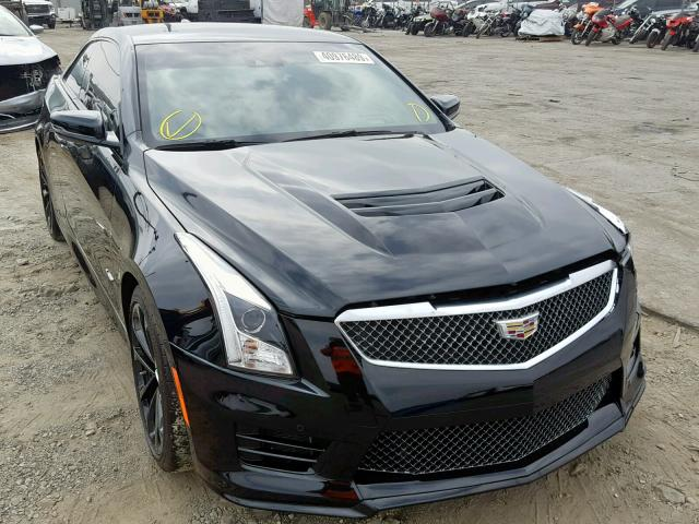 click here to view 2016 CADILLAC ATS-V at IBIDSAFELY