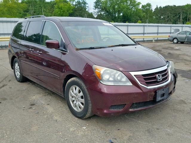 click here to view 2009 HONDA ODYSSEY EX at IBIDSAFELY
