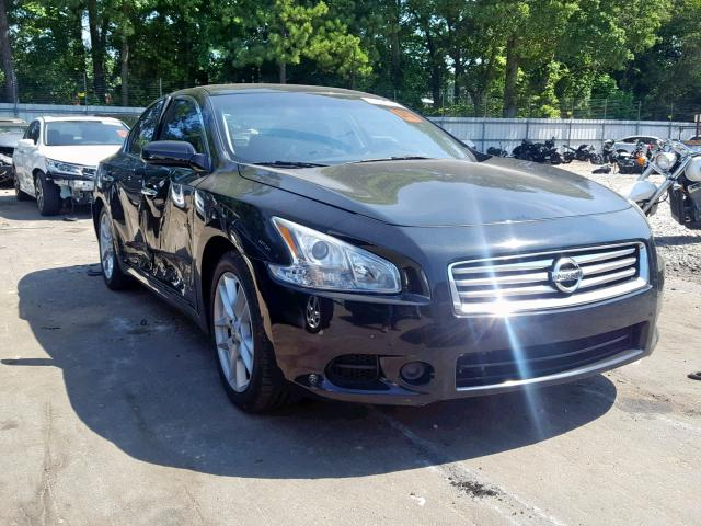 Salvage 2014 Nissan MAXIMA S for sale