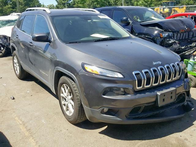 Jeep Cherokee L salvage cars for sale: 2015 Jeep Cherokee L