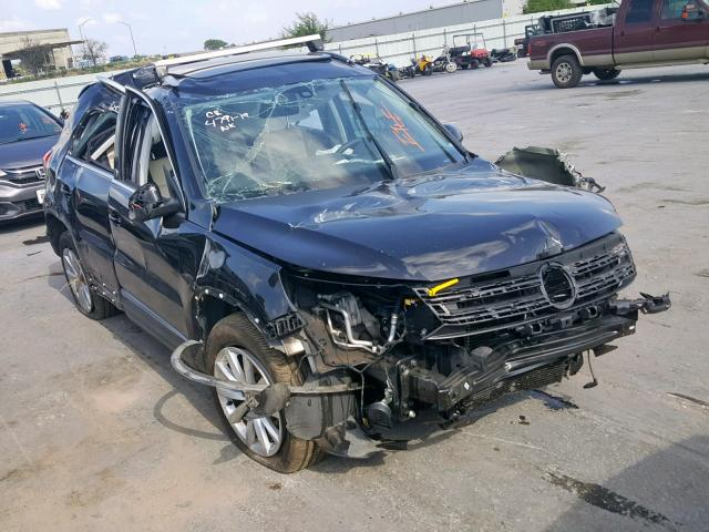 click here to view 2017 VOLKSWAGEN TIGUAN WOL at IBIDSAFELY