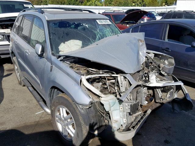 2002 Toyota Rav4 2 0L 4 for Sale in Vallejo CA - Lot: 40616409