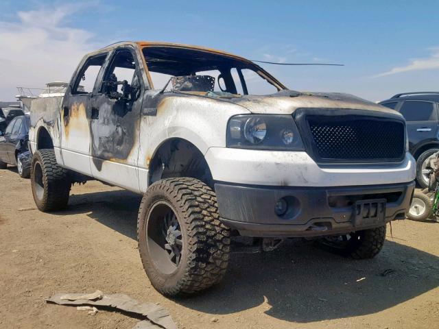 2008 Ford F150 Super 5.4L