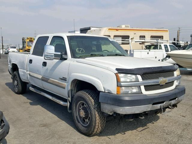 click here to view 2004 CHEVROLET SILVERADO at IBIDSAFELY