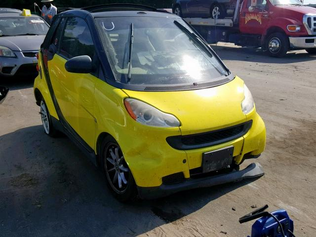 click here to view 2008 SMART FORTWO PAS at IBIDSAFELY