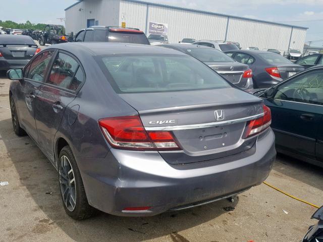 2014 Honda  | Vin: 19XFB2F53EE064034