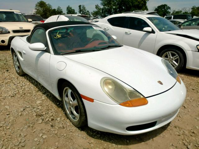 click here to view 1997 PORSCHE BOXSTER at IBIDSAFELY