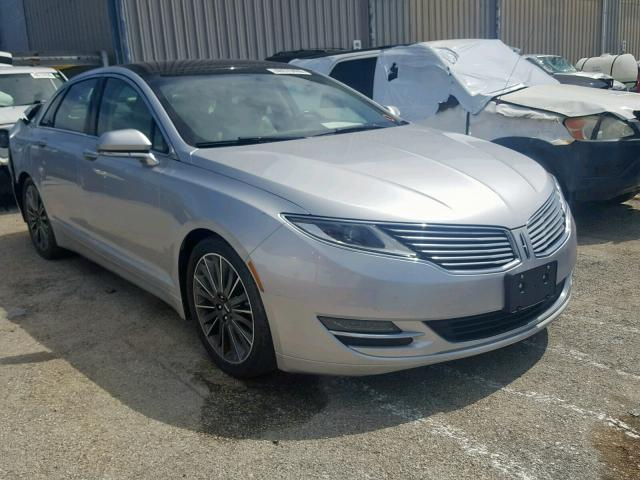 2016 Lincoln MKZ 2 0L 4 for Sale in Lawrenceburg KY - Lot: 40579409