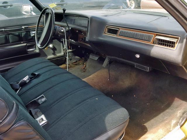 1974 CHEVROLET CAPRICE Photos | FL - MIAMI NORTH - Salvage Car